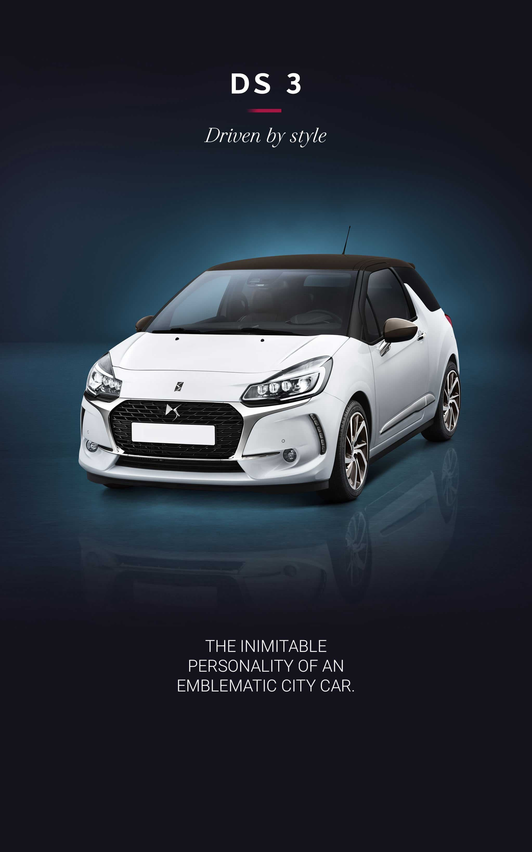 discover the full range of ds cars ds automobiles egypt
